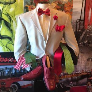 Joseph &Feiss silk sport coat